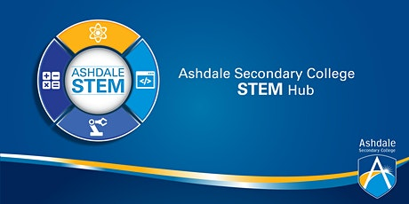STEM Projects / Skills Development Classes (Years 7 – 9)   17 August tickets