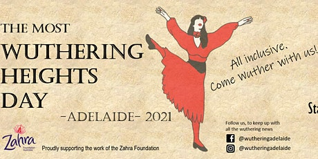 Most Wuthering Heights Day - ADELAIDE - tickets