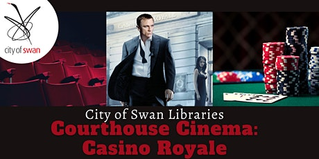 Courthouse Cinema. Casino Royale: Casino Experience (Midland) tickets