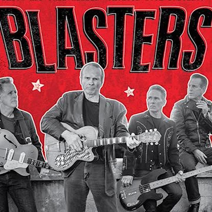 The Blasters + Nashville Honeymoon image