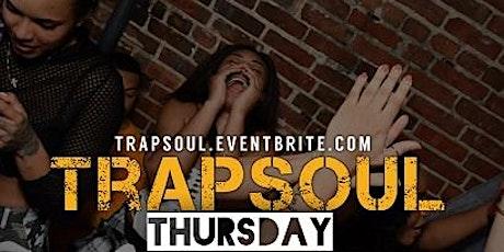 TrapSoul Thursday @ Parliament tickets