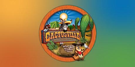 Cactusville Virtual Vacation Bible School tickets