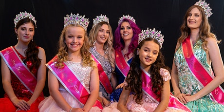 August Full Day Pageant Workshop tickets