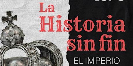 La historia sin fin: El imperio perdido entradas