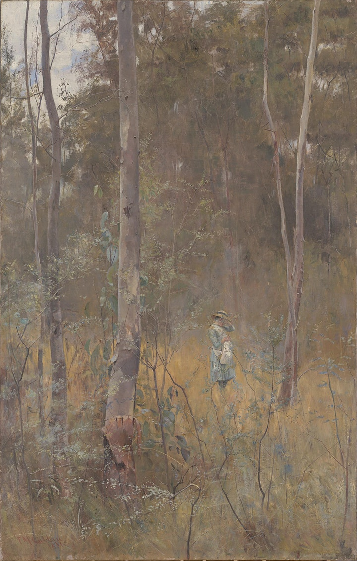Jane Clark—Australian Impressionism image