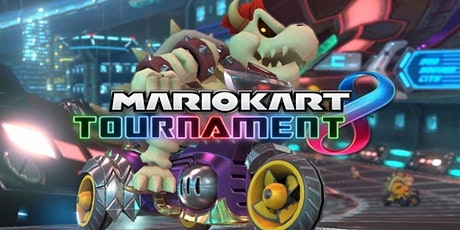 Mario Kart Deluxe Tournament - Youthinc 1825 tickets
