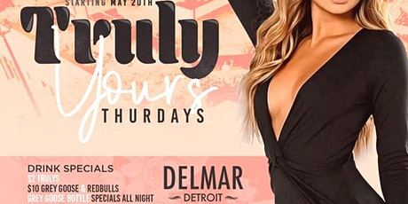 Truly Yours Thursday Delmar Rooftop tickets