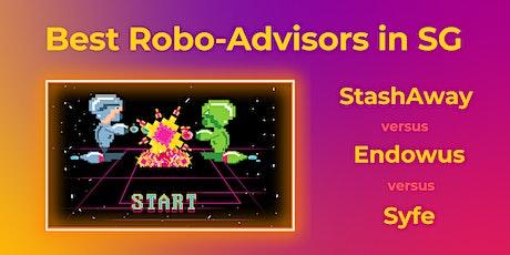 Best Robo-Advisors in Singapore: StashAway vs Endowus vs Syfe tickets