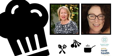 Dept of Rural Health - Virtual Cooking Class with Di Doyle & Lou Bush tickets