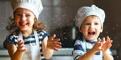 Little Foodie Workshop – Customise a Cookie tickets