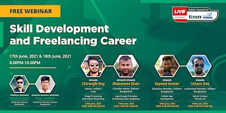 Skill Development and Freelancing Career Free Webinar tickets