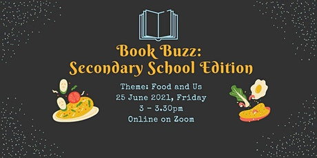 Book Buzz: Secondary School Edition | Online Tickets