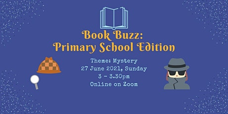 Book Buzz: Primary School Edition | Online tickets