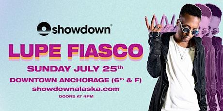 Lupe Fiasco tickets