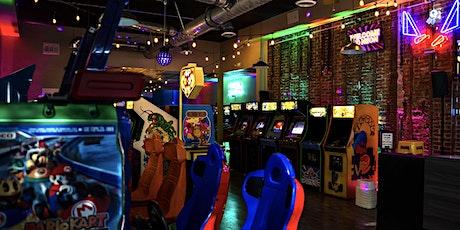 Advance Reservation: Neon Retro Arcade tickets