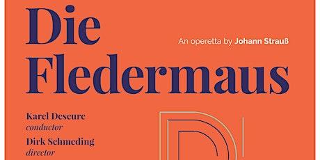 Die Fledermaus - Dutch National Opera Academy & Residentie Orkest tickets