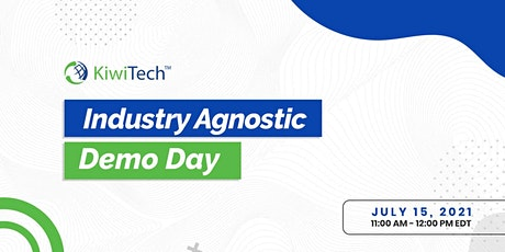 Industry Agnostic Demo Day tickets