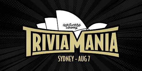 TriviaMania tickets
