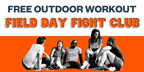 Worth The Fight Boxing's Outdoor Workout - Fitness, Friends & Fun tickets