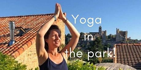 Yoga in the park in Boulogne North! tickets