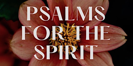 Psalms for the Spirit Retreat Day with Paul Hutchinson tickets