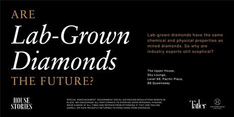Are Lab-Grown Diamonds The Future? tickets