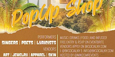 BSM Summer Pop Up : Brooklyn Social Market tickets