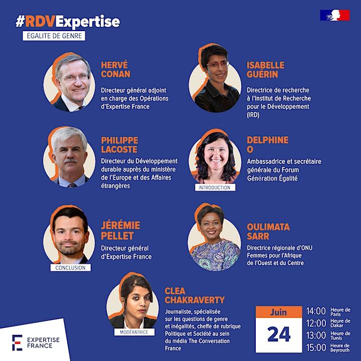 Image pour #RDVExpertise - Comment bâtir des sociétés enfin égalitaires ?