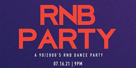 The Basement RNB Party   A 90's/2000's Dance Party tickets
