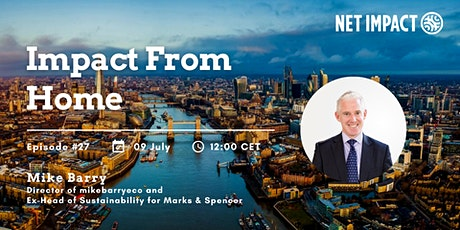 Impact From Home #27 | 7 sustainability megatrends & what to do about them! tickets