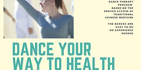 DANCE your way to Health WORKSHOP tickets