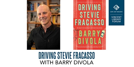 Driving Stevie Fracasso with Barry Divola tickets