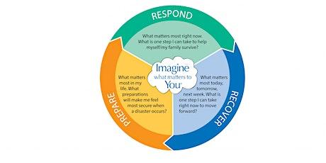 Clases de preparación y resiliencia de Imagine You: Serie D entradas