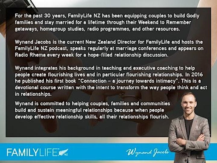 FamilyLife NZ - Pastors & Leaders Meeting, Hamilton image