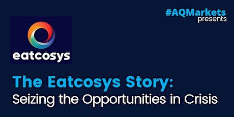 #AQMarkets Presents: Eatcosys - Revolutionising the F&B Ecosystem tickets