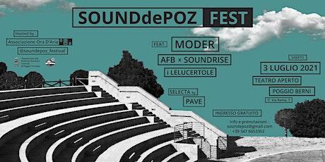 Soundepoz Festival biglietti
