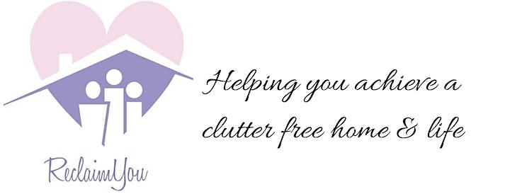 Declutter your Home & Life Workshop image