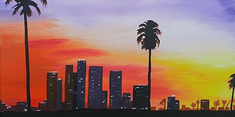"""Sip and Paint  -  """"Evening Skyline""""  Thorn St. Brewery tickets"""