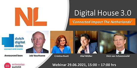 NL Digital House 3.0 Connected Impact Innovation in The Netherlands tickets