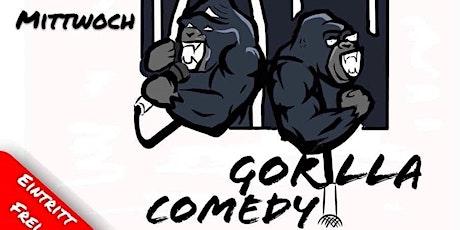 Gorilla Comedy Tickets