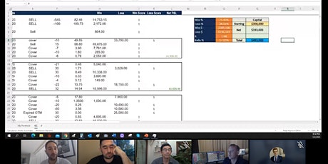 THE WAR ROOM: Every Weekday  September 2nd -15th (8am-9am EST) tickets