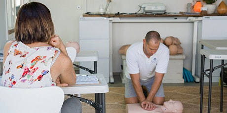 First Aid, CPR & Education First Aid Training tickets