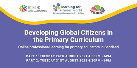 Developing Global Citizens in the Primary  Curriculum tickets