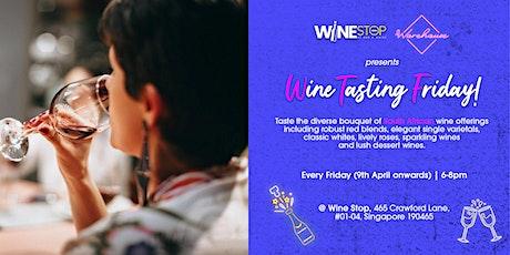 Wine Tasting Fridays! tickets