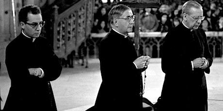 Mass in honour of St Josemaria Escriva tickets