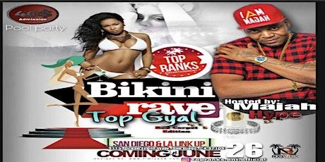 BIKINI RAVE Red Carpet Edition tickets