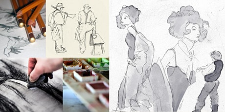 Costumed Life Drawing @ Avalon Beach - 8 JULY tickets