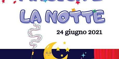 """Spettacolo teatrale """"Magica è la notte"""" a cura di Teatro Trivulzio biglietti"""