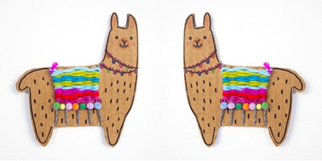 Woolly woven alpacas (Mudgee Library, ages 9-12) tickets