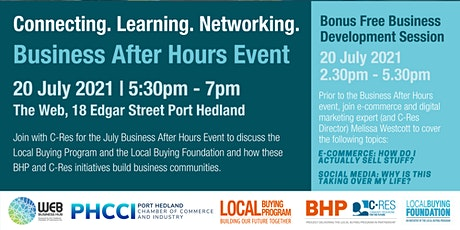July Business After Hours tickets